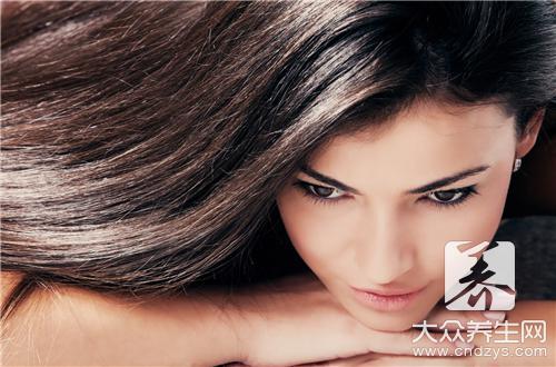 头发8大症状预示你不健康