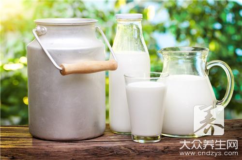 喝牛奶美白吗