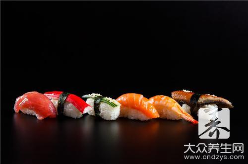 鹅肝寿司怎么做